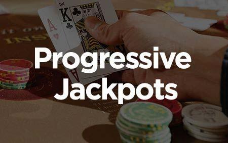 Progressive Jackpots banner
