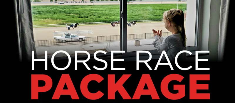 Horse Race Package banner
