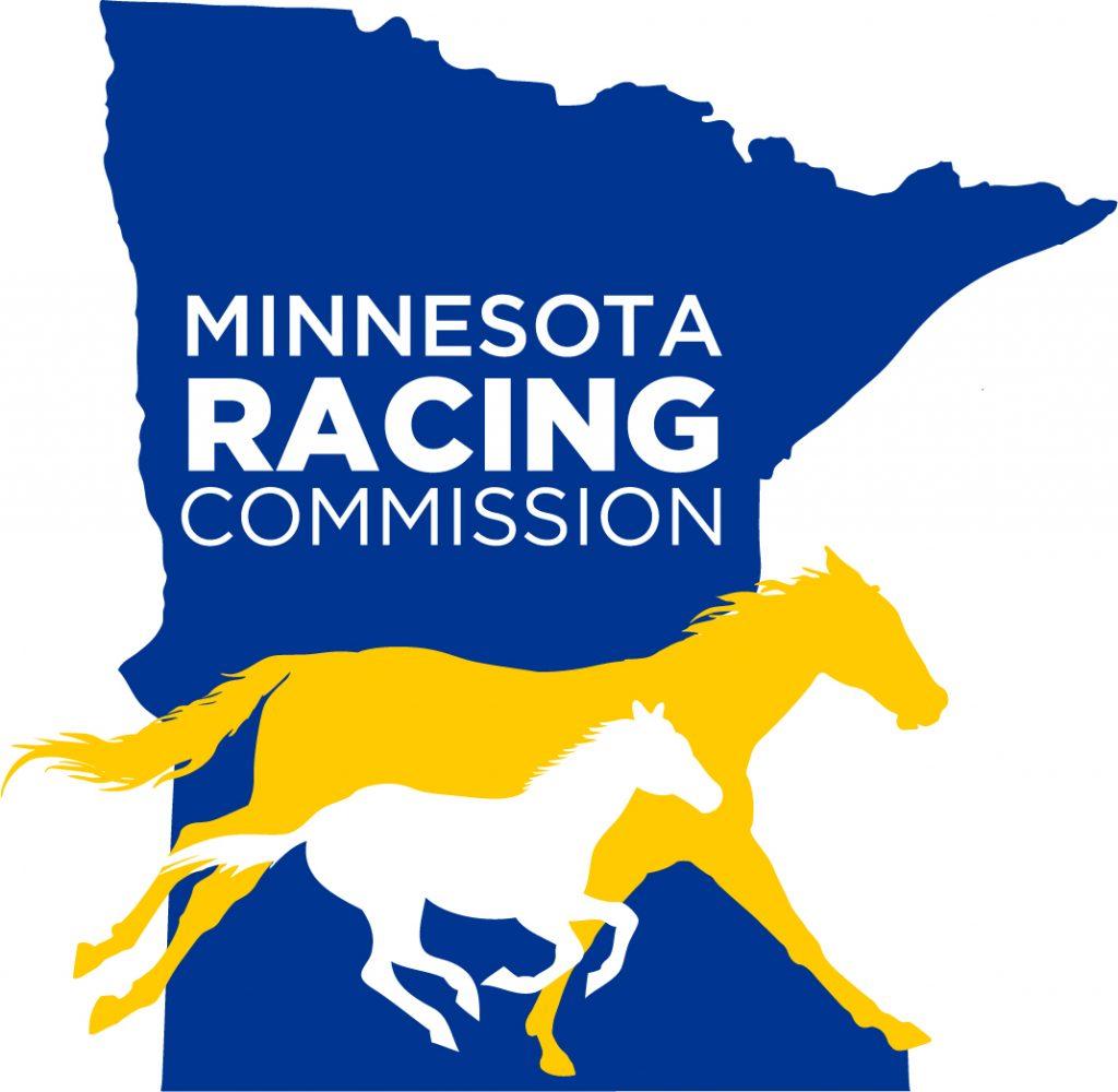 Minnesota Racing Commission logo