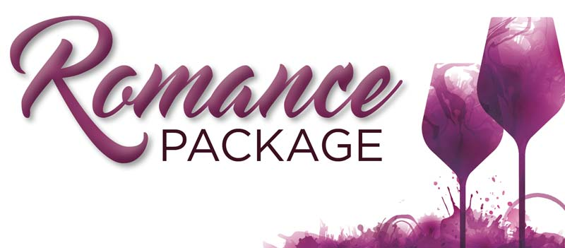 Romance Package banner